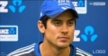 Second Test: Alastair Cook happy with England's performance in Wellington