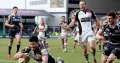 LV= Cup final: Harlequins beat Sale Sharks to keep treble dream alive
