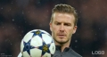 David Beckham arrives in Beijing as to begin China football role