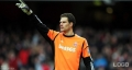Stoke keeper Asmir Begovic happy to be attracting interest