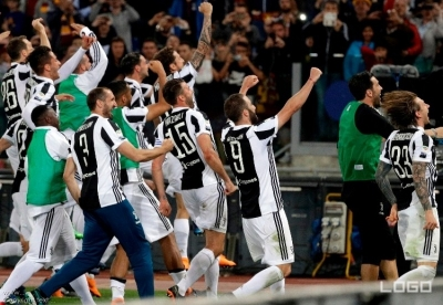 Now it's a Big Seven Scudettos for Juventus