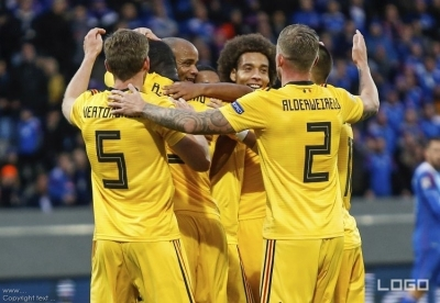 UEFA Nations League: It's Belgium's Chance To Go Top!