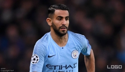 Mahrez targets City stay