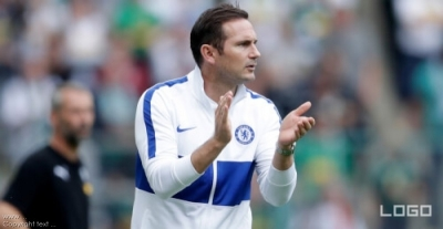 Frank Lampard: The world will be watching as Chelsea look to banish the Blues