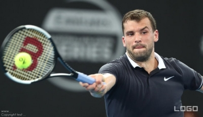 Dimitrov elated to down Federer