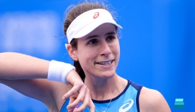 Konta accepting of US Open demise