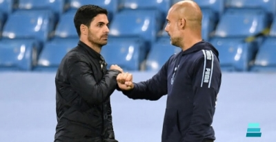 Mikel Arteta is closer to achieving his vision of 'New Arsenal' than Pep Guardiola is to his of 'New City'