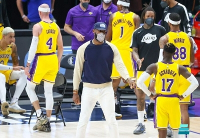 NBA: Lakers Seeking Momentum as they Await The King's Return